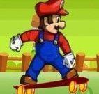 Super Mario no skate