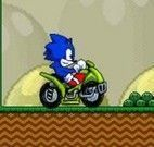 Aventuras no ATV do Sonic
