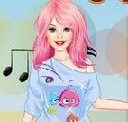 Barbie vestir roupas emo