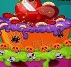Bolo de halloween decorar