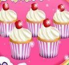Cupcakes de coco dos Minions