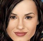 Demi Lovato maquiar
