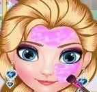 Maquiagem da Elsa