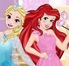 Máscaras das princesas