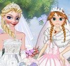 Noivas Elsa e Anna