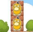 Pokemon derrubar blocos