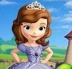 Princesa Sofia bolo de laranja