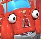 Puzzle do carrinho Fiona