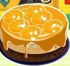 Receita de bolo com laranja
