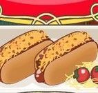 Receita de hot dog