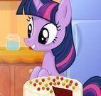Twilight fazer bolo