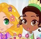 Vestir bonecas princesas