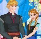 Anna e Kristoff moda