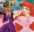 Ariel vender roupas