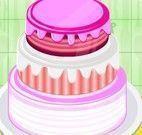 Bolo de aniversário decoração