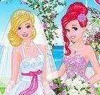 Casamento da Barbie e Ariel