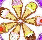 Cookies de sorvete fazer