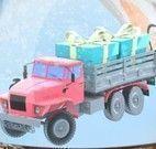 Dirigir caminhão do Papai Noel