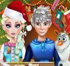Elsa cartão de natal
