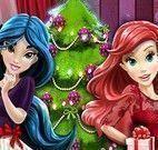 Natal da Jasmine e Ariel