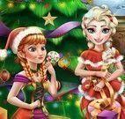 Natal das princesas da Disney