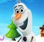 Olaf roupas novas