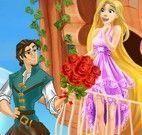 Príncipe e Rapunzel aventuras