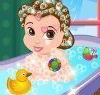 Banho da Bela bebê