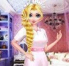 Elsa roupas das profissões