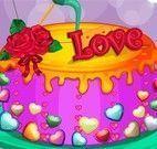 Fazer bolo dos namorados