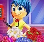 Joy vender flores