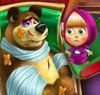 Masha e Bear hospital