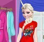 Pijamas da Elsa