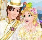 Preparar Rapunzel para casar