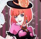 Vestir menina mágica