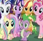 My Little Pony no circo