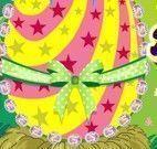 Ovos da Páscoa decorar