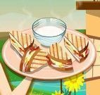 Receita de sanduíche de carne