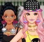 Vestir menina Hiphop