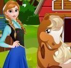 Anna na fazenda