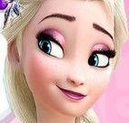 Elsa fazer doce de melancia
