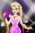 Elsa vestido gloumour
