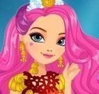 Ever After High sereia moda