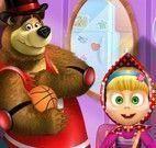 Masha e Bear roupinhas