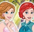 Princesas na primavera roupas
