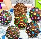 Receitas de trufas de chocolate