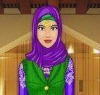 Roupas da muçulmana