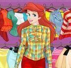 Ariel princesa roupas