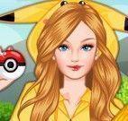 Barbie roupas de Pokemon