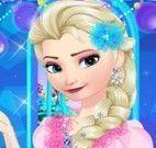 Elsa e Barbie roupas